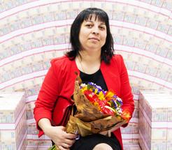 Діана Андріївна Цуркан учасниця «КЛУБУ МІЛЬЙОНЕРІВ «М.С.Л.»